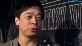 Final Fantasy XV - Hajime Tabata-intervju