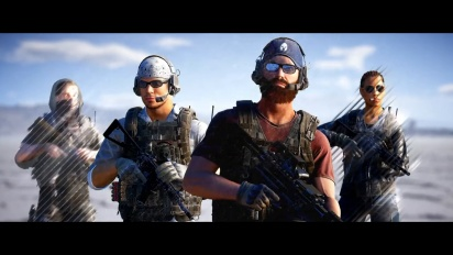 Ghost Recon: Wildlands - Freedom of Choice