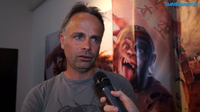 Michel Ancel om Beyond Good & Evil 2