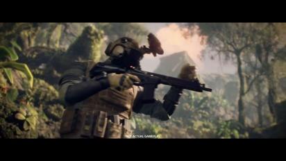 Predator: Hunting Grounds - Reveal Trailer