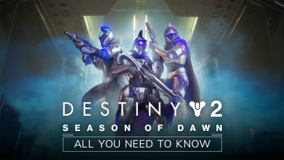 Destiny 2: Season of Dawn - Alt du bør vite (Sponset)