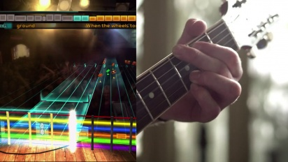 Rocksmith - Foo Fighters DLC Trailer