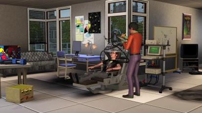 The Sims 3: University Life - Producer Walkthrough Trailer