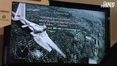 E3 11: Ace Combat: Assault Horizon