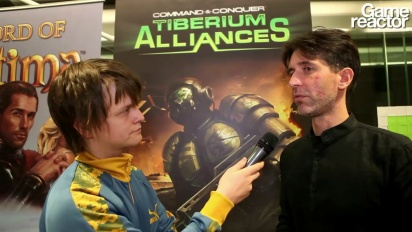 C&C: Tiberium Alliances-intervju