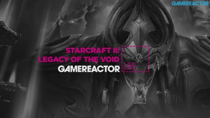 GRTV Live: StarCraft II: Legacy of the Void