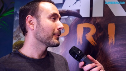 Vi snakker med regissøren på Far Cry Primal