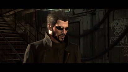Deus Ex: Mankind Divided - 101 Trailer