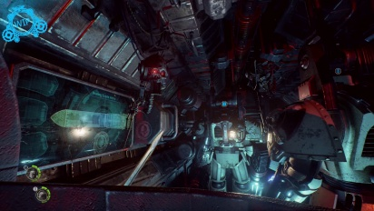 Space Hulk: Deathwing - first gameplay trailer