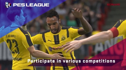 Pro Evolution Soccer 2017 - PES 2017 Trial Edition Trailer