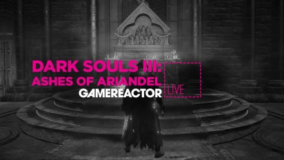 Vi spiller Dark Souls III: Ashes of Ariandel