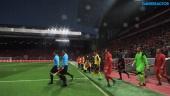 PES 2017 - Liverpool vs Arsenal med Data Pack 2.0
