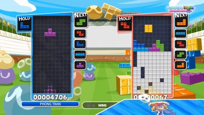 Puyo Puyo Tetris - Perfect Clear Tutorial