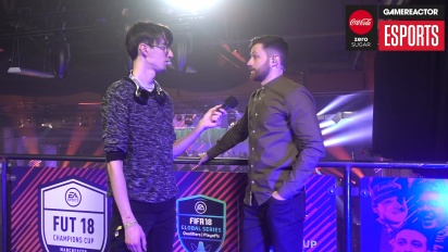 FUT Champions Cup Manchester - Spencer Owen Interview