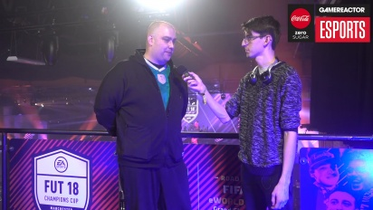 FUT Champions Cup Manchester - Bateson87 Interview