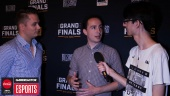 Overwatch League Finals - Sideshow and Uber Interview