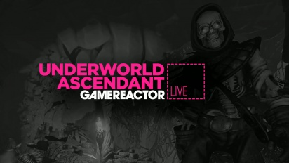 Underworld Ascendant - Livestream Replay