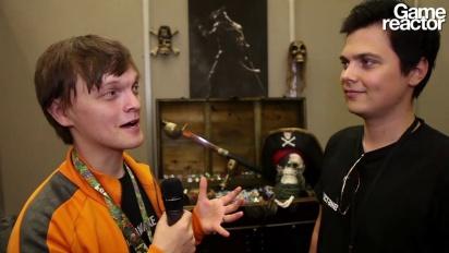 E3 12: Raven's Cry - Interview