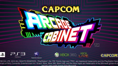 Capcom Arcade Cabinet - All in One Pack Trailer