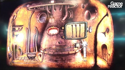 E3 11: Machinarium Gameplay