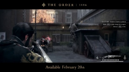 The Order: 1886 - Player Reactions Trailer