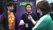 Extreme Exorcism-intervju