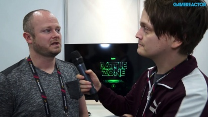 Battlezone - Timothy Jones-intervju