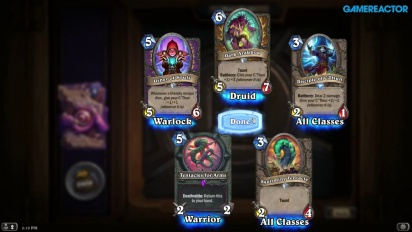 Vi åpner 30 kortpakker i Hearthstone: Whispers of the Old Gods