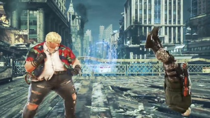 Tekken 7 - Bob's Reveal Trailer
