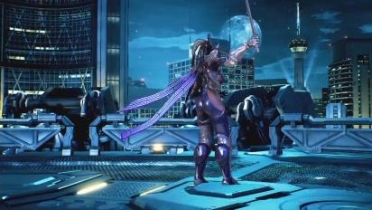 Tekken 7 - Master Raven's Reveal Trailer
