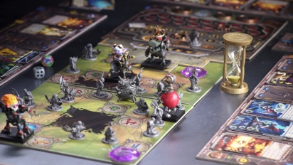 League of Legends - Mechs VS Minions Board Game Announcement Trailer