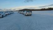 Klare for iskjøring i Sverige