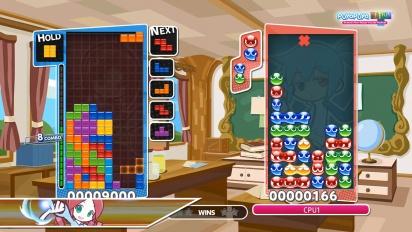 Puyo Puyo Tetris - 4 Wide Combo Tutorial