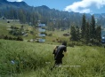 PC-gameplay fra Final Fantasy XV