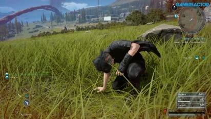 Final Fantasy XV - Mer gameplay fra PC-versjonen