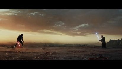 Star Wars: The Last Jedi - In-Home Trailer