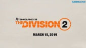 The Division 2 - Paris Venue Tour