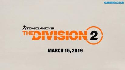 The Division 2 - Paris Venue Tour