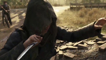 Hunt: Showdown - Legends of The Bayou DLC Trailer