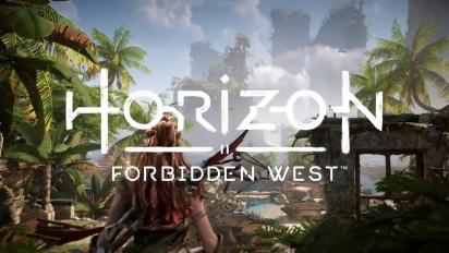 Horizon Forbidden West - Pre-order Trailer