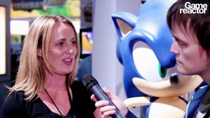 E3 11: Sonic Generations-intervju