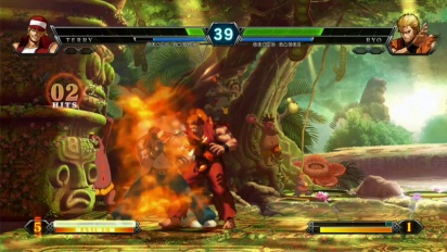 King of Fighters XIII - Gameplay Trailer