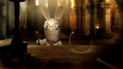 Rabbids Alive & Kicking - Harry Potter Trailer