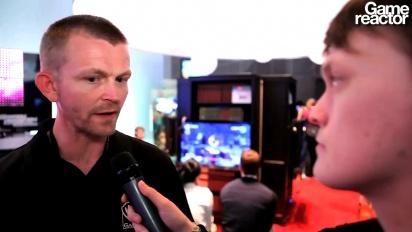 E3 11: Lego Harry Potter-intervju