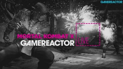 GRTV Live: Vi tester Jason Voorhes i Mortal Kombat X