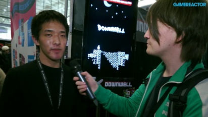 Downwell - Ojiro Fumoto-intervju