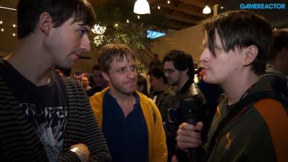 Thumper - Marc Flury & Brian Gibson-intervju