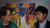 Dragon Ball Xenoverse 2 - Masayuki Hirano-intervju