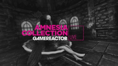 To timer med skrekk i Amnesia Collection