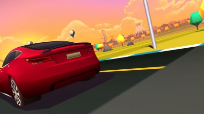 Horizon Chase Turbo - Announcement Trailer